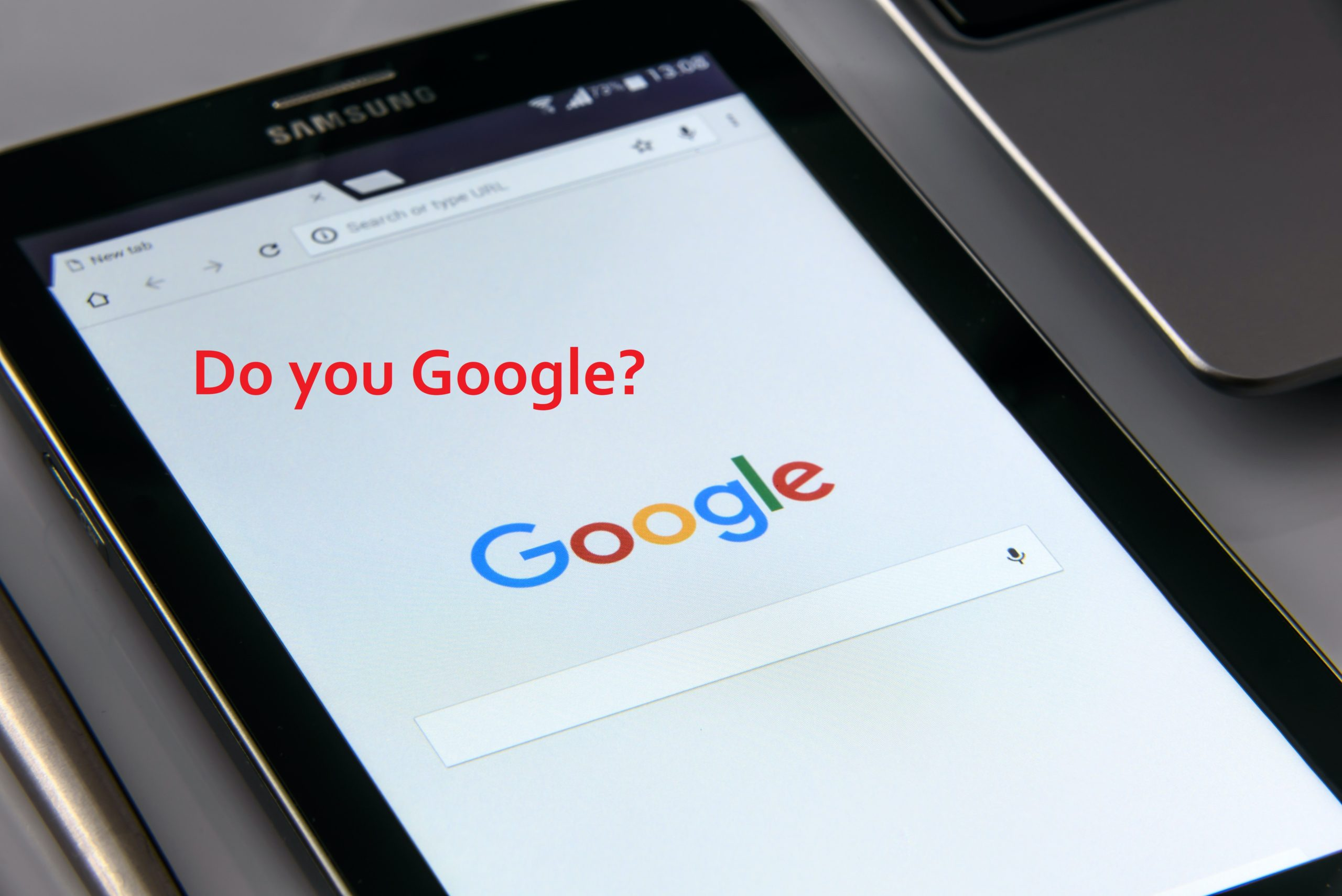 what does to google mean
